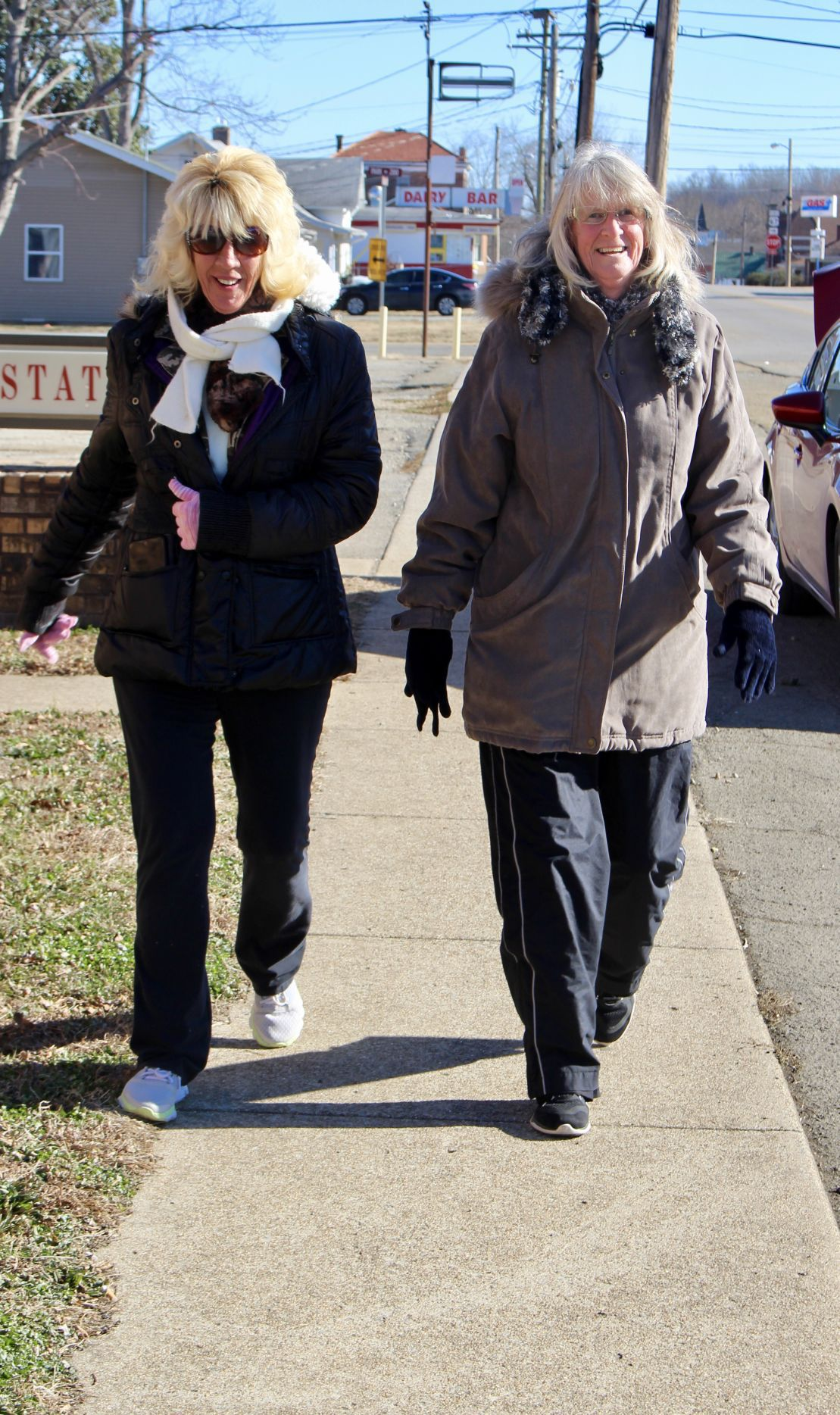 Long-term cold temps expected