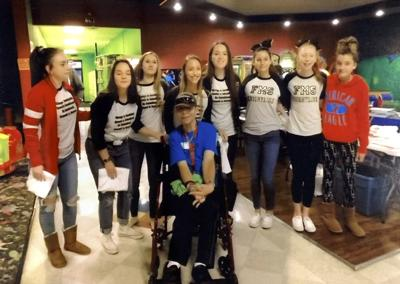Special Olympics bowling tourney a hit