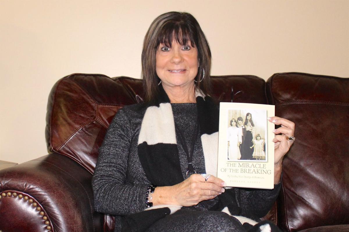 Book offers hope to broken women
