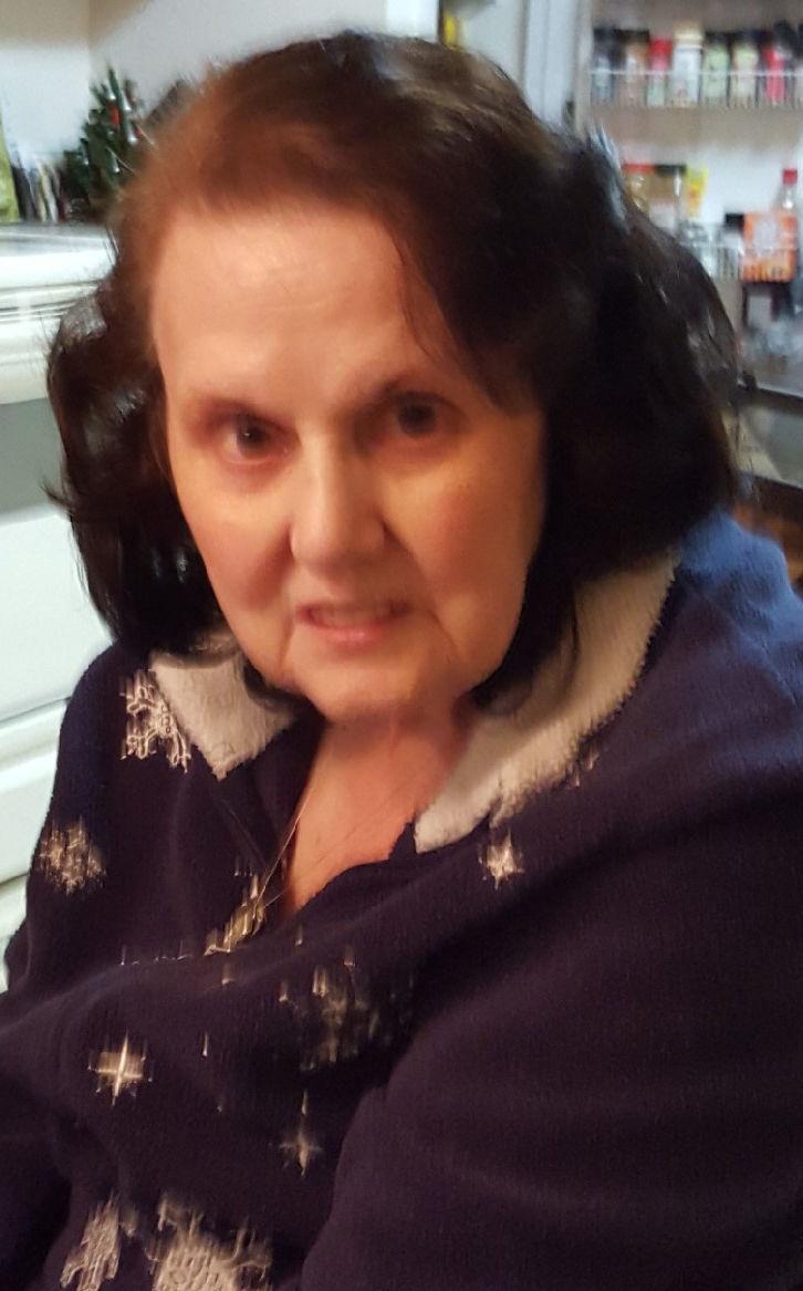 Sharon Ruth Blizzard