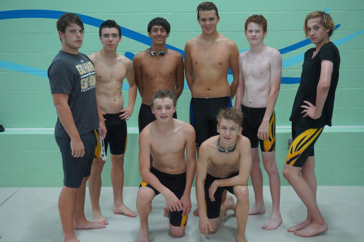 Varsity Knights are swimming strong for second year