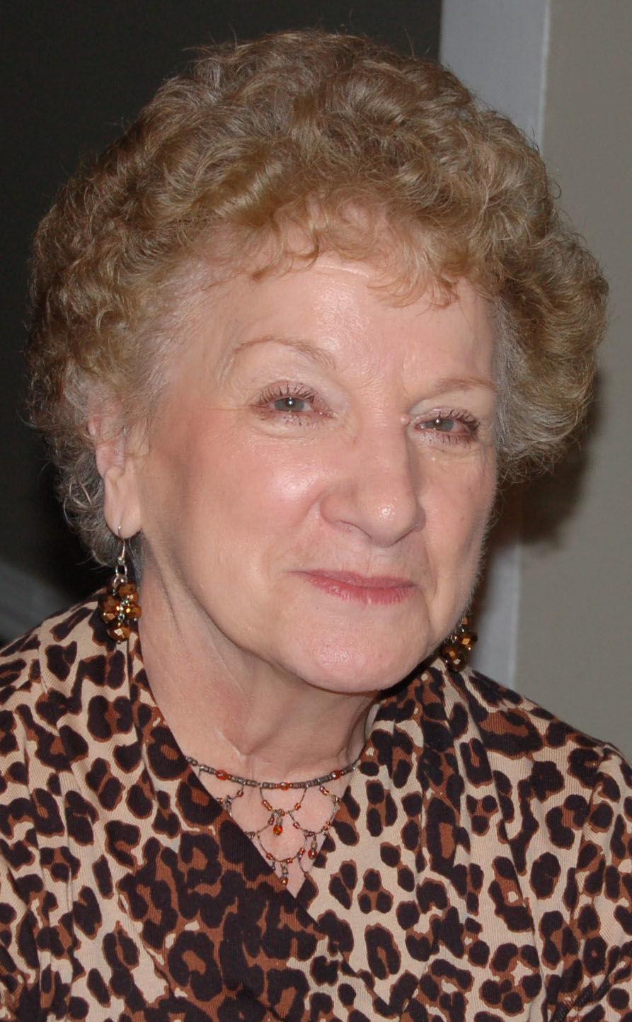 Shirley Gravett