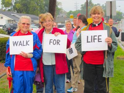 'Walk for Life' returns Saturday