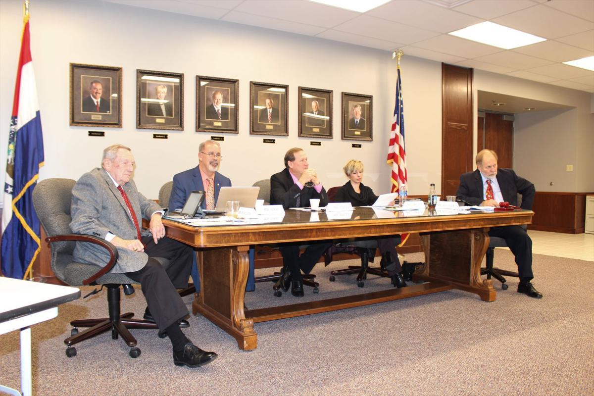 Trustees hear homecoming update