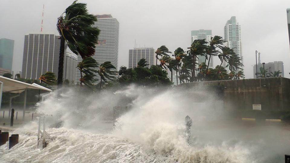"2021 Hurricane Season Looks ""Above Average"" So Far"