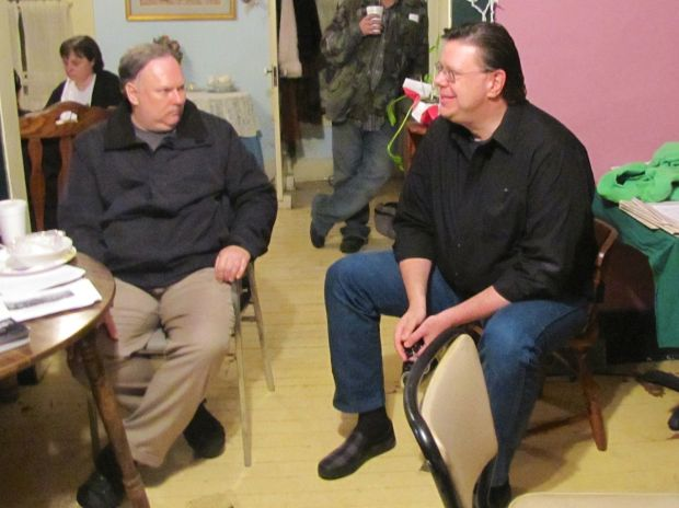Ghost hunters spend evening touring Potosi haunts