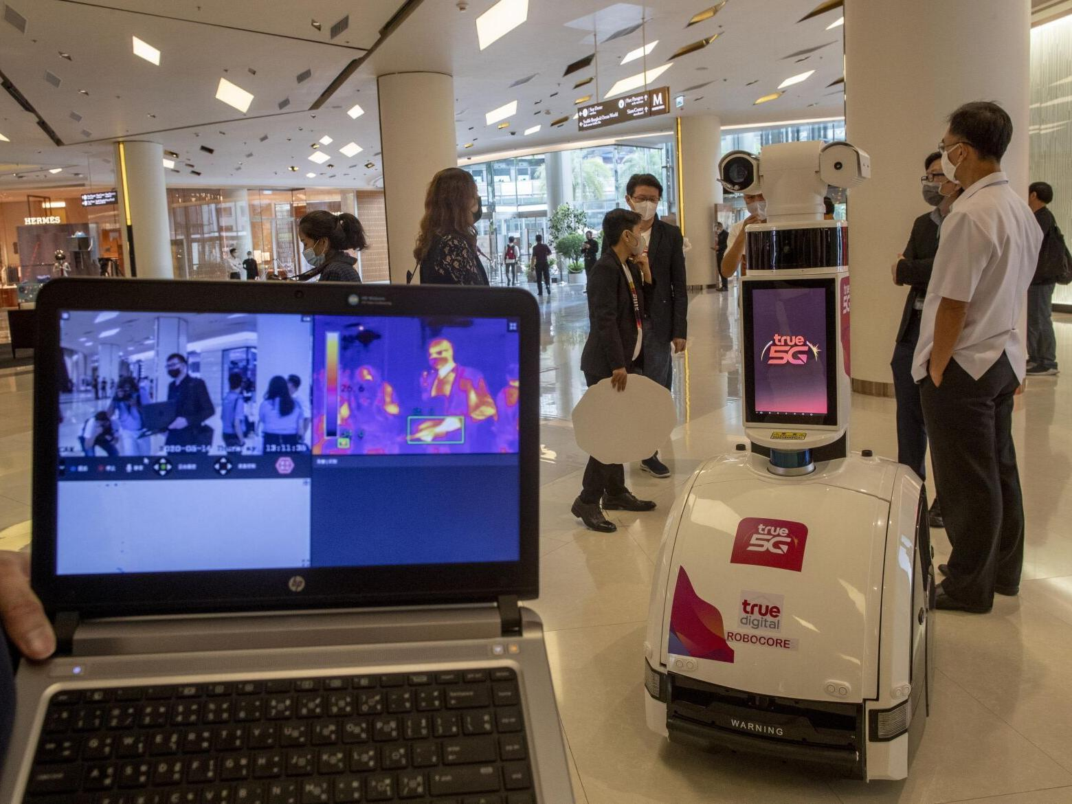 Robot use on the rise during pandemic, experts say   Technology ...