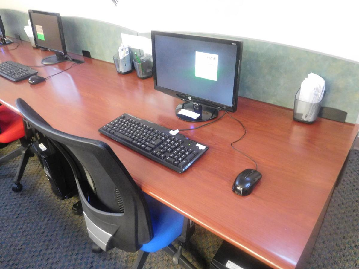 Bonne Terre library computer lab