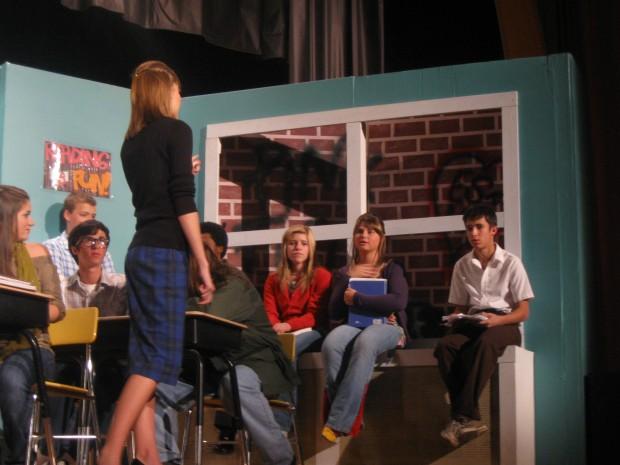 Farmington Theatre Guild Presents Up The Down Staircase Daily