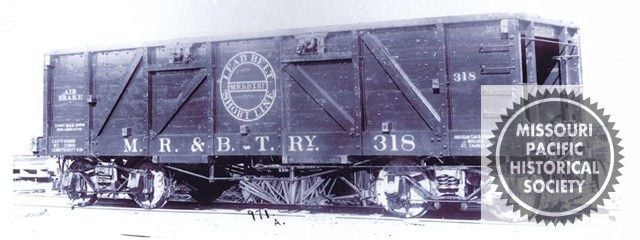 Missouri Illinois Railroad, Lead Belt line featured in new book
