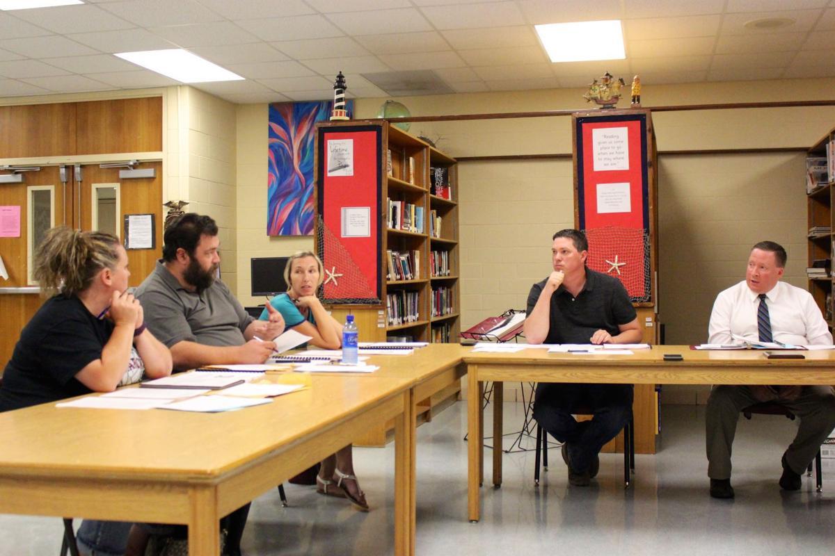 Bismarck School sees changes