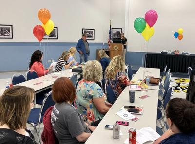 Madison County Chamber of Commerce May luncheon