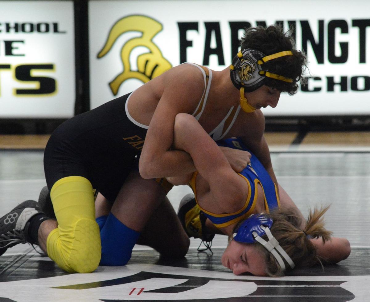 Farmington vs North County wrestling