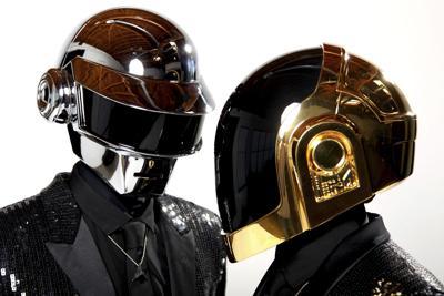 Music- Daft Punk