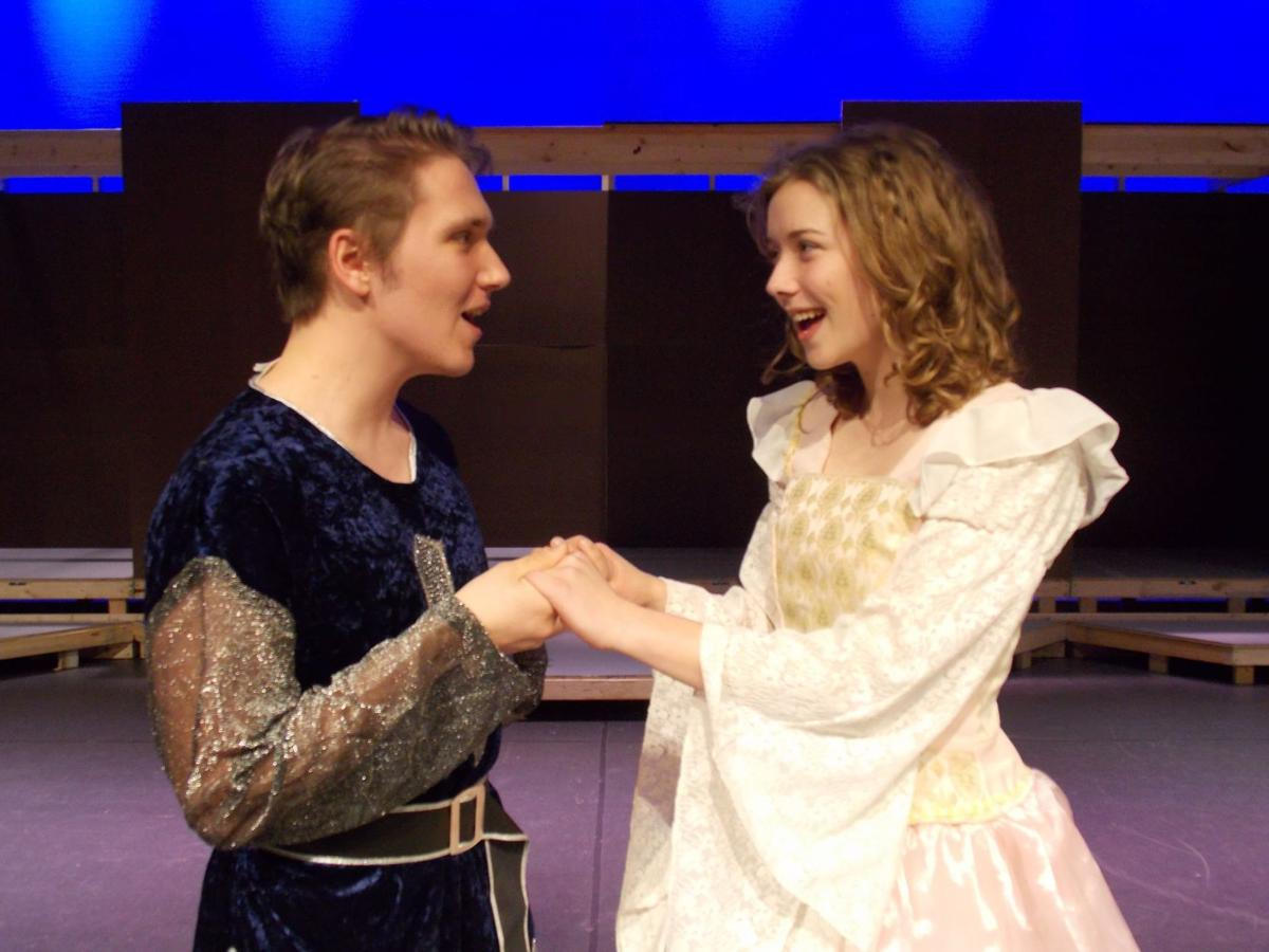 FHS Theatre Guild performs 'Once Upon a Mattress' | Local |  dailyjournalonline.com