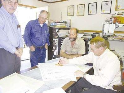 Dispute arises over county's boundaries