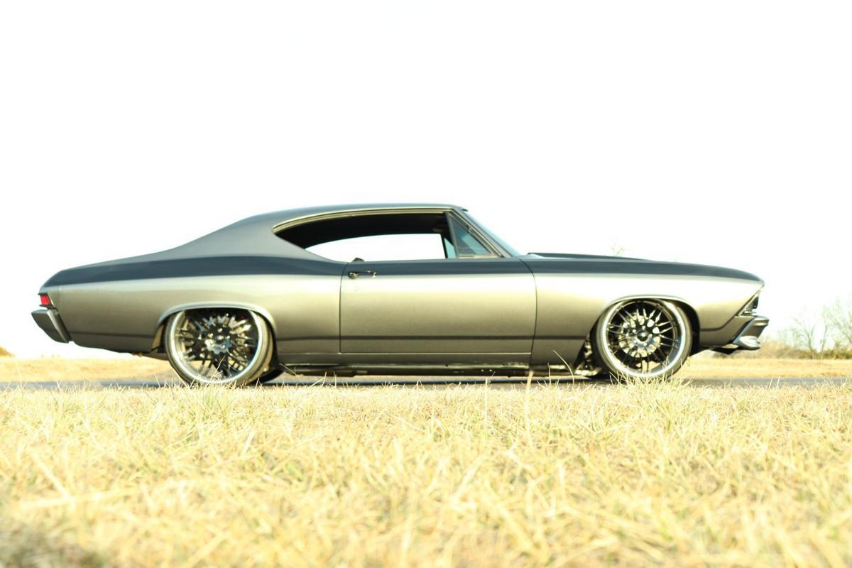 Local  U0026 39 68 Chevelle Featured In Snap