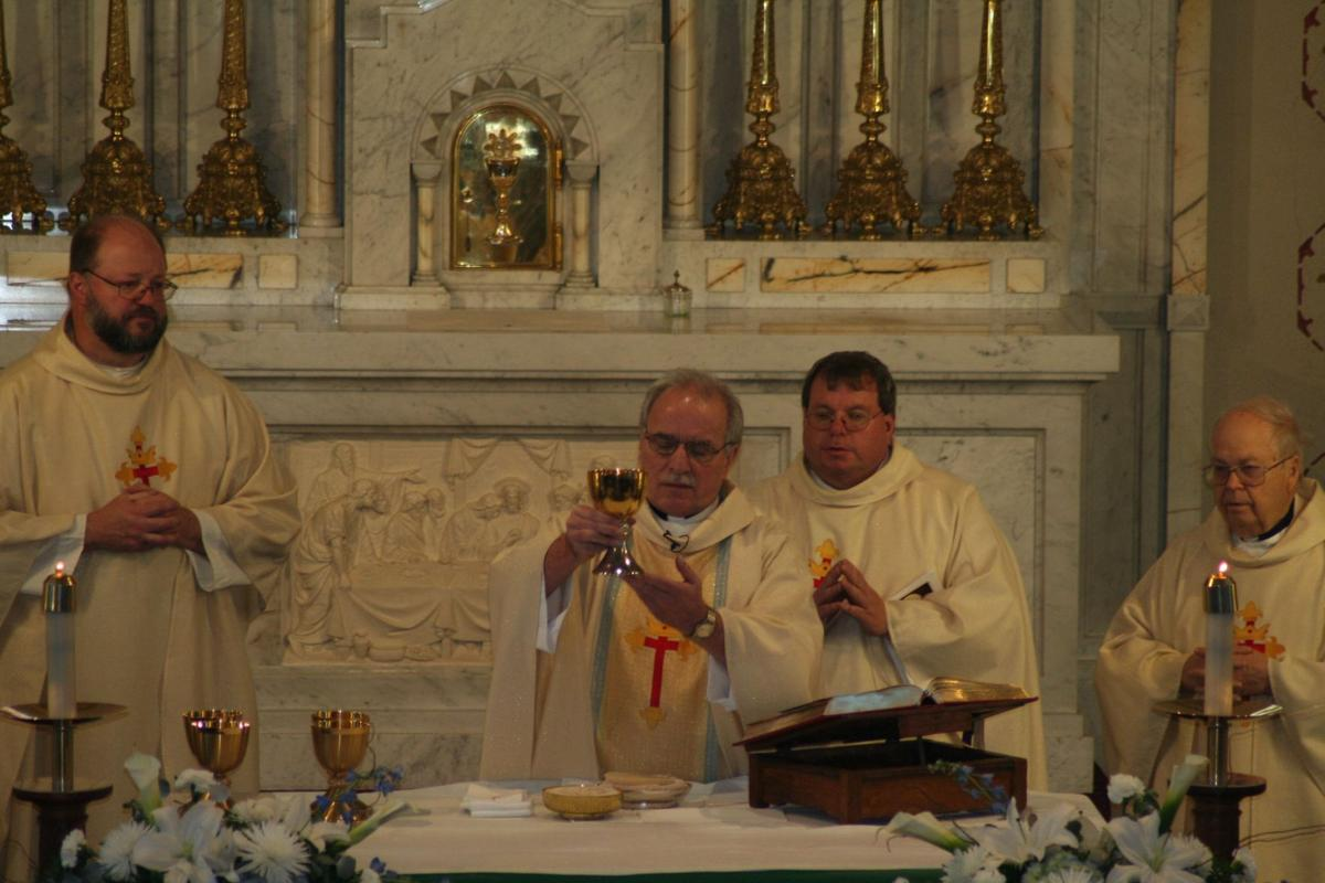Valleroy celebrates 25 years as a priest