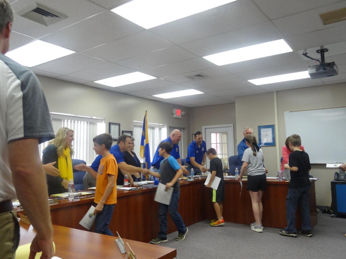 NC board awards several bids