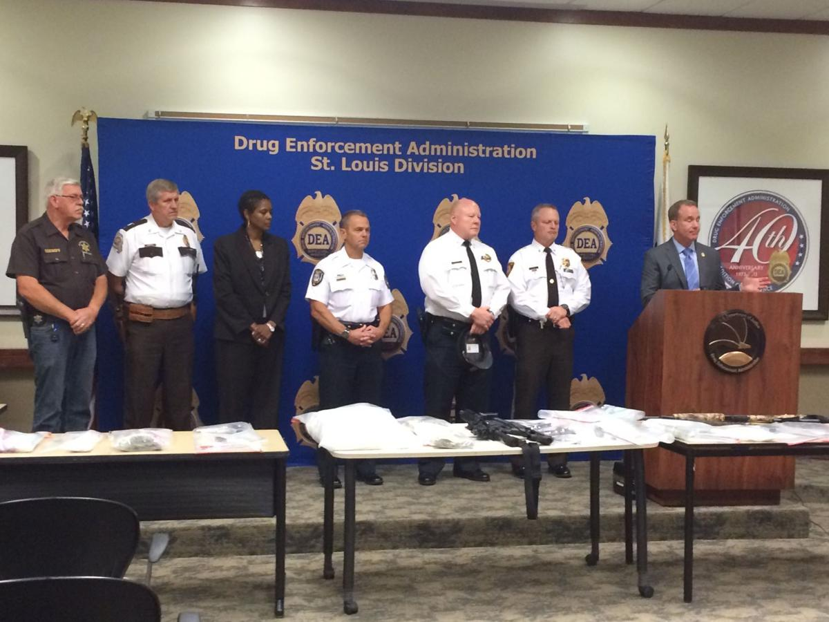 Investigation in St  Francois Co  leads to 39 arrests | Crime and