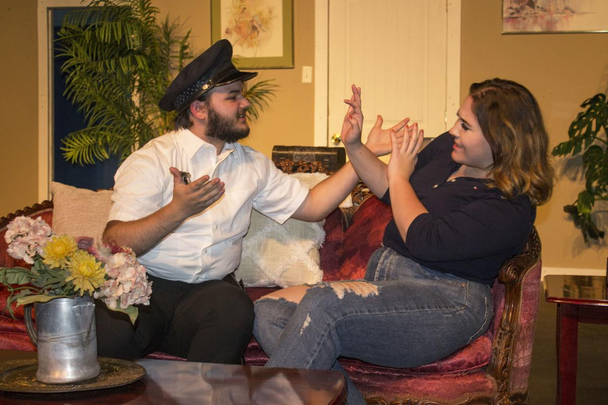 MAC theatre ready to bring on laughs with 'Nana's Naughty Knickers'