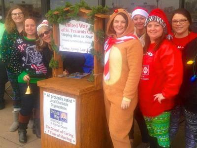 2018 United Way 'bell ringing' tops $33,000