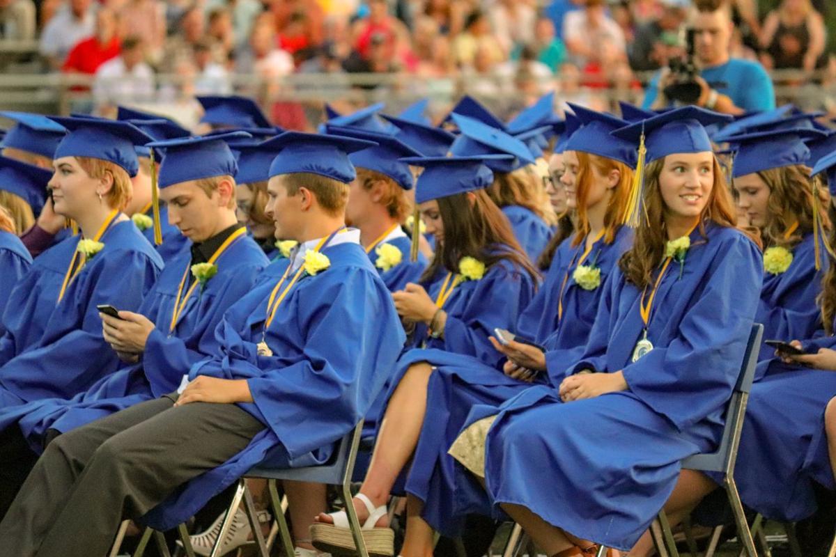 NC seniors walk across stage at last
