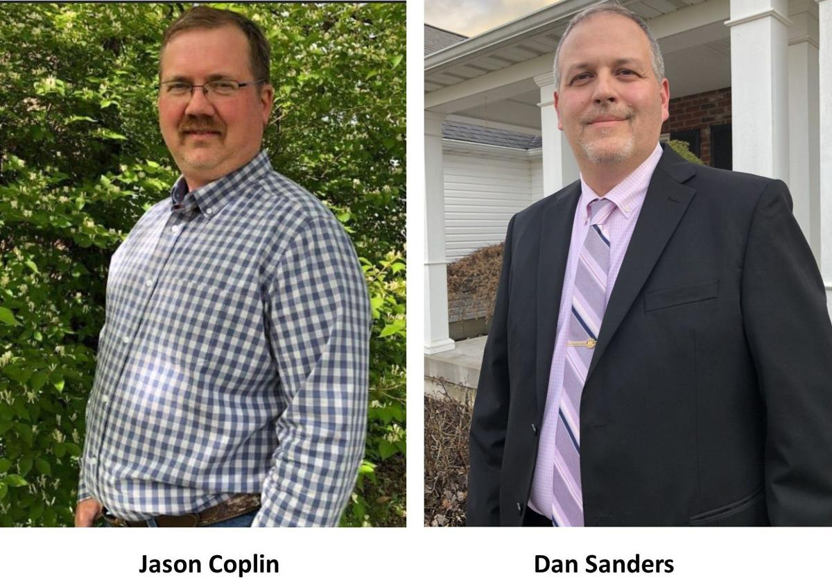 Sanders, Coplin to vie for coroner