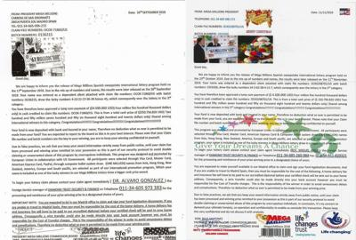 """Scammers say """"Merry Christmas"""" to area residents"""