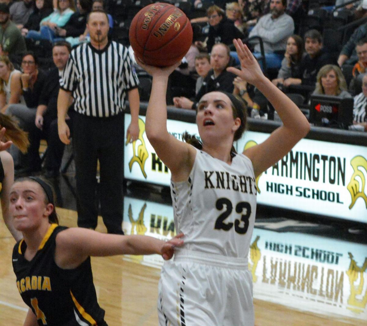 Farmington vs AV basketball