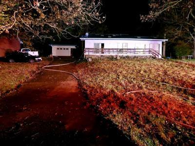 Flue fire breaks out in Terre Du Lac