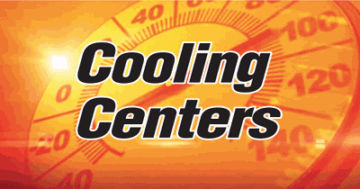 Cooling centers open due to outage