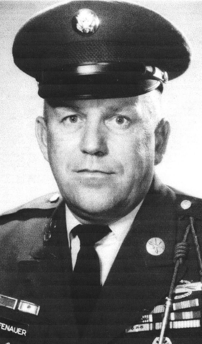 Walter F. 'Cotton' Tiefenauer, Jr.