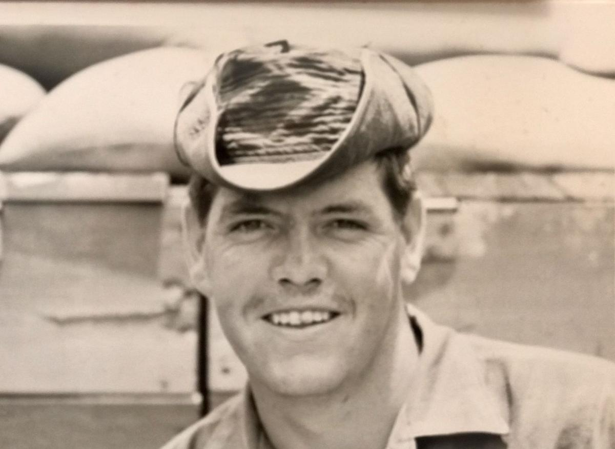 Bombs away: Vet recalls his time as an munitions specialist
