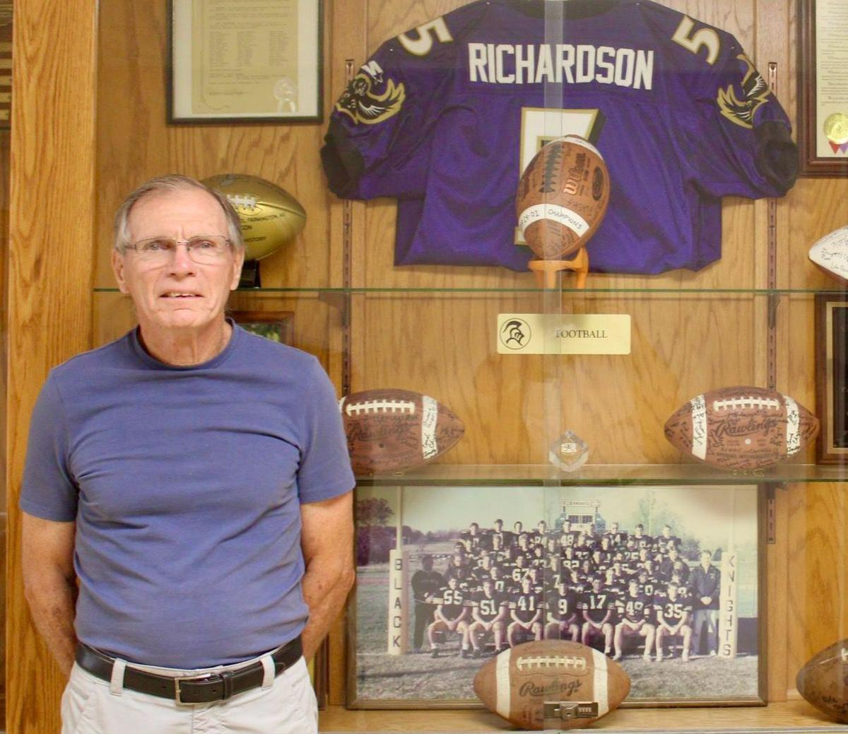 Former FHS coach a living legend