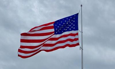Farmington holds first flag raising