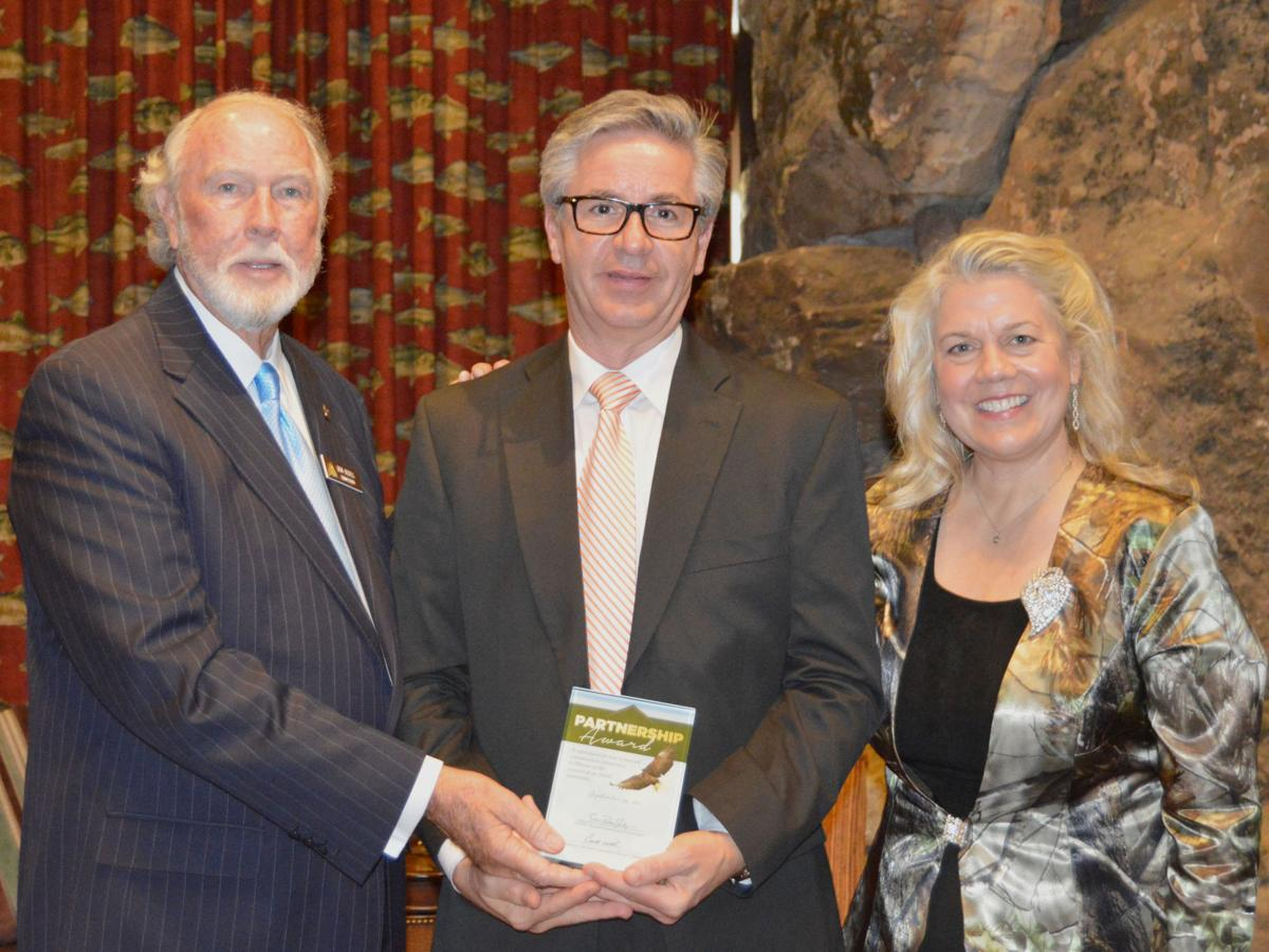 MAC recognized for conservation