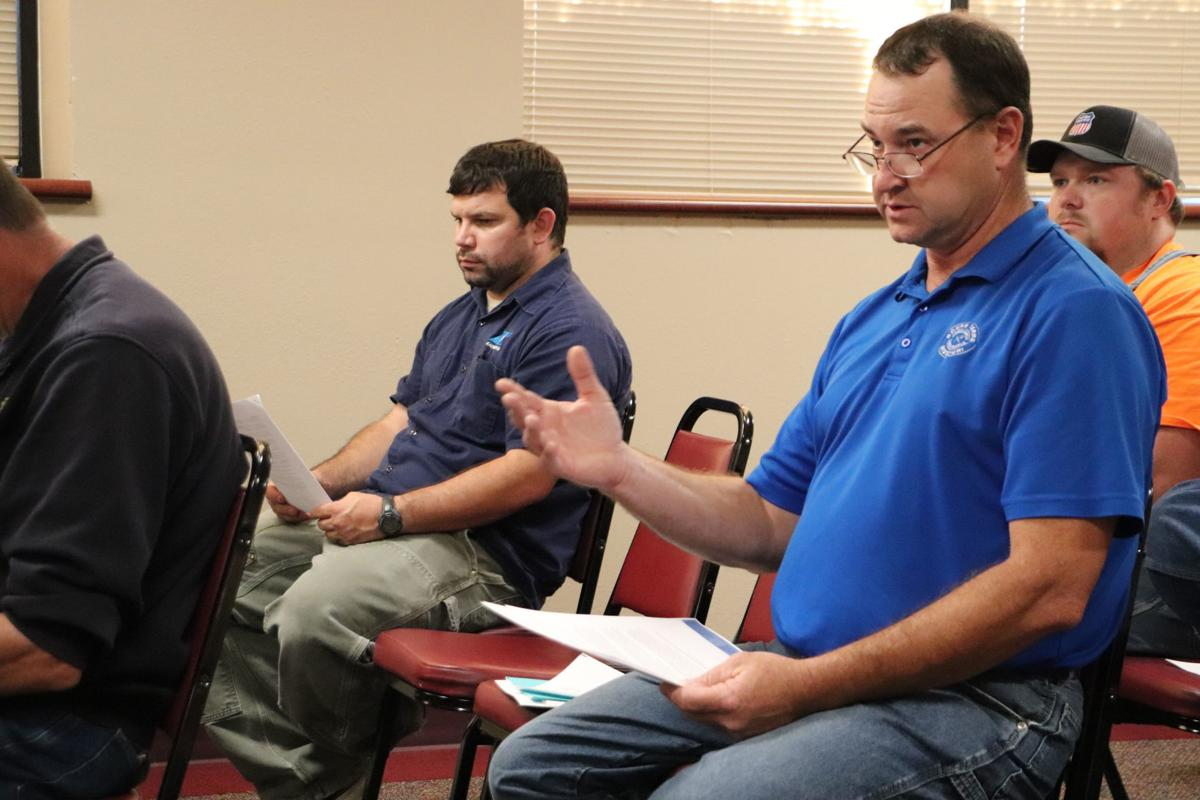 City hears update on UV treatment system