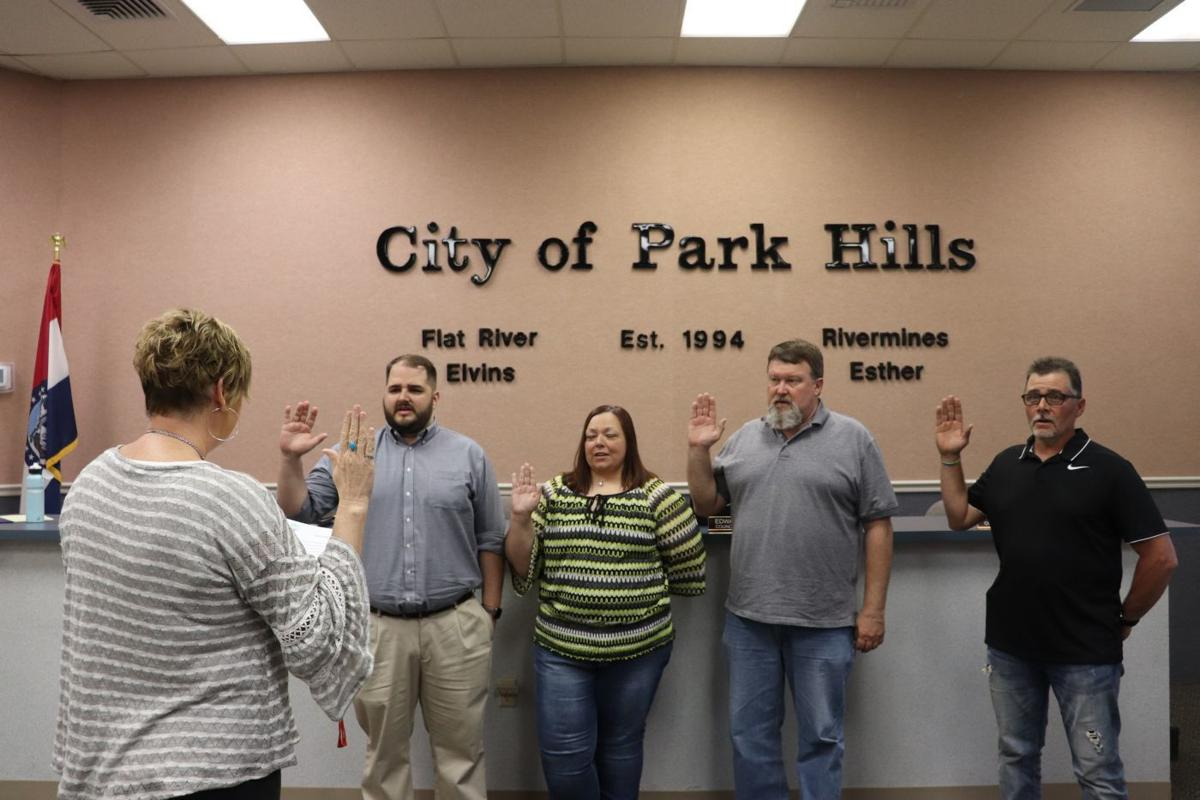 New council members take office