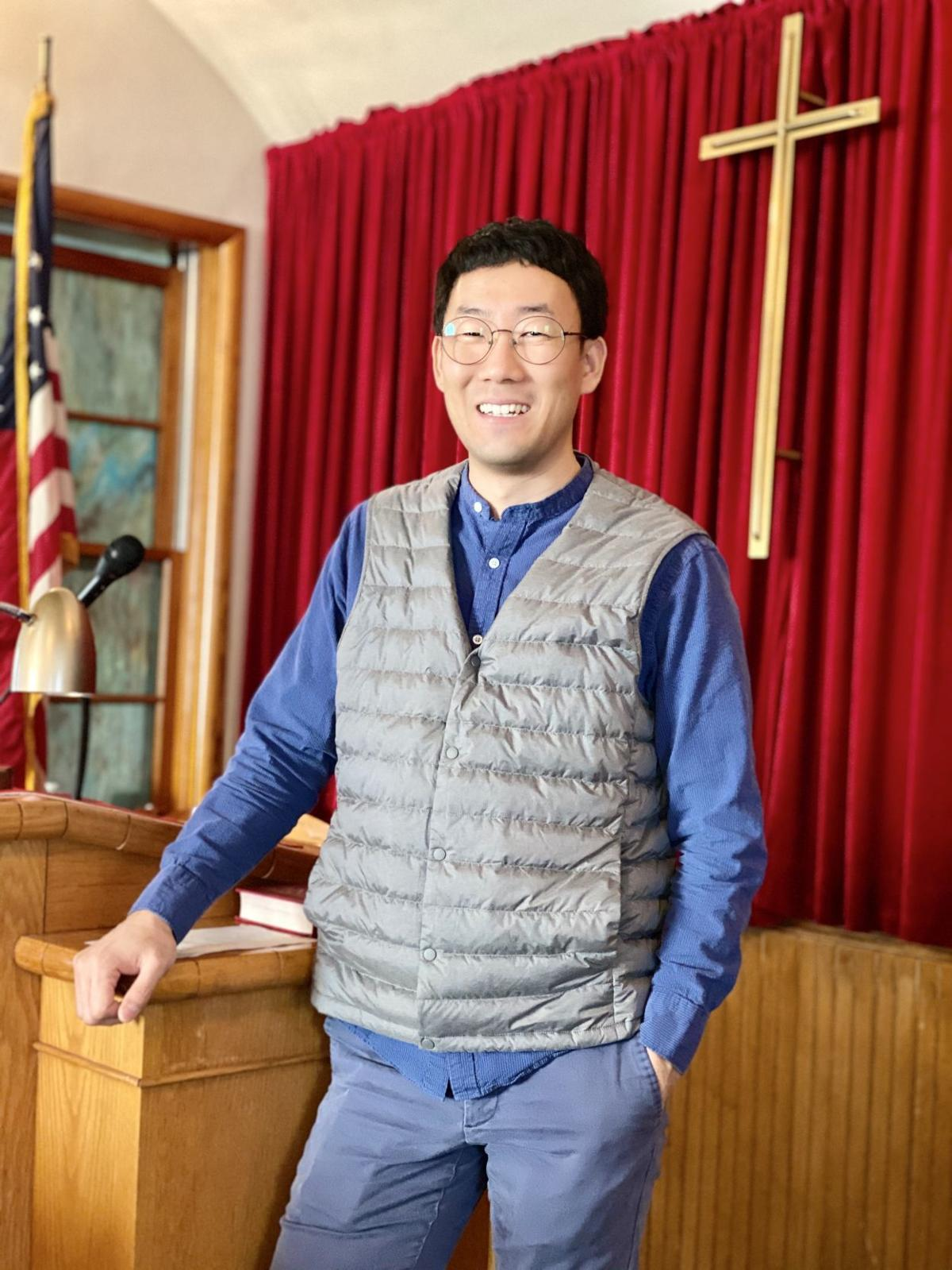 Marquand United Methodist Church Pastor Keyarae Yi