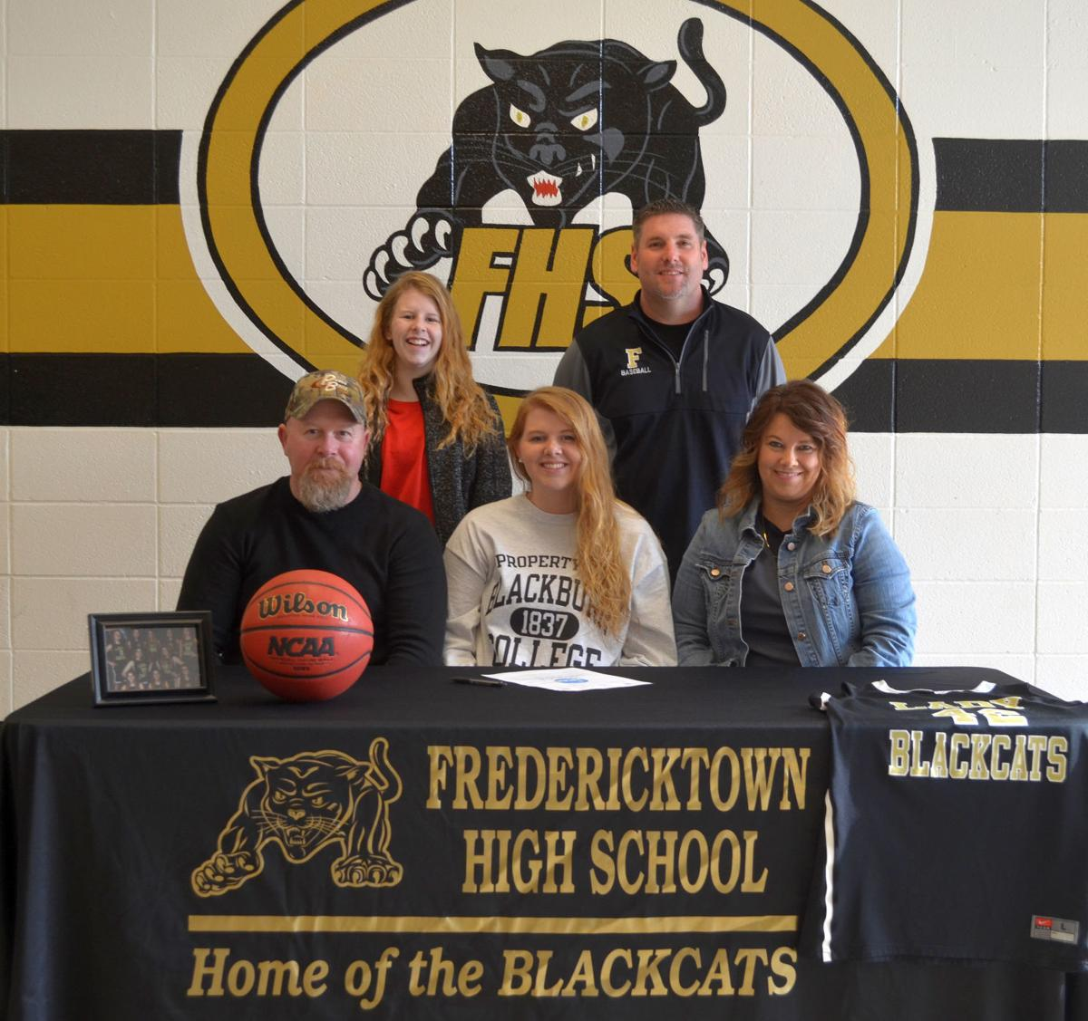 FHS Senior Signs With Blackburn College
