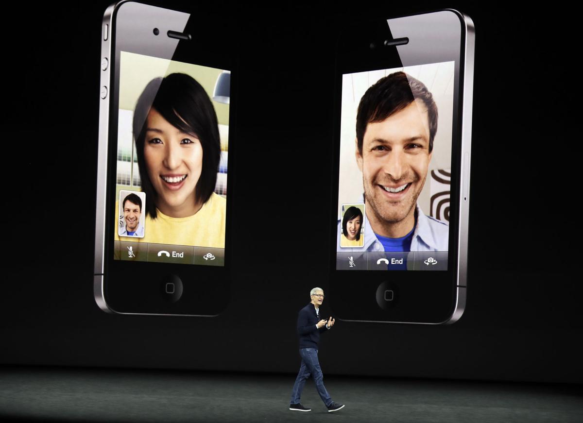 APTOPIX Apple Showcase
