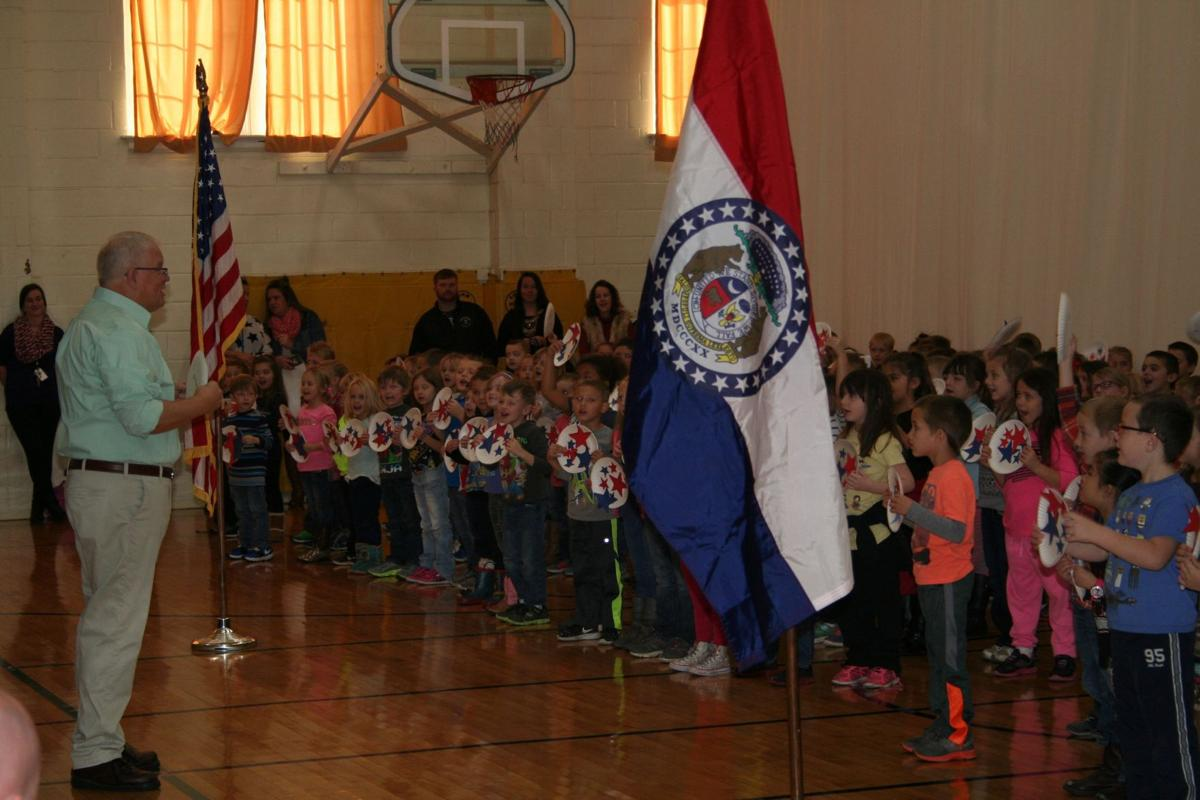 Veterans honored by school district
