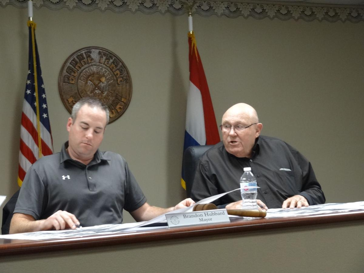Council discusses tract of land