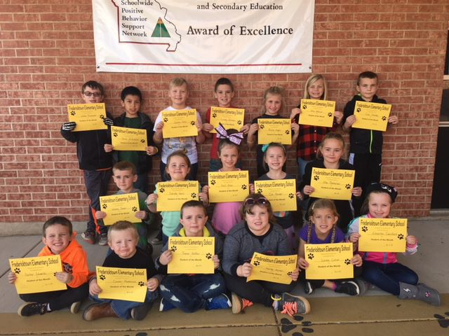 FES December Students Of The Month