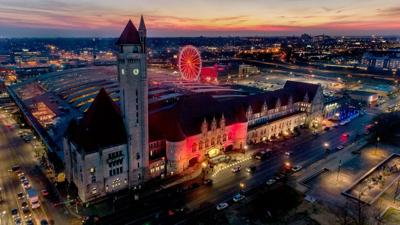 St. Louis Union Station - the summer adventure you've been waiting for
