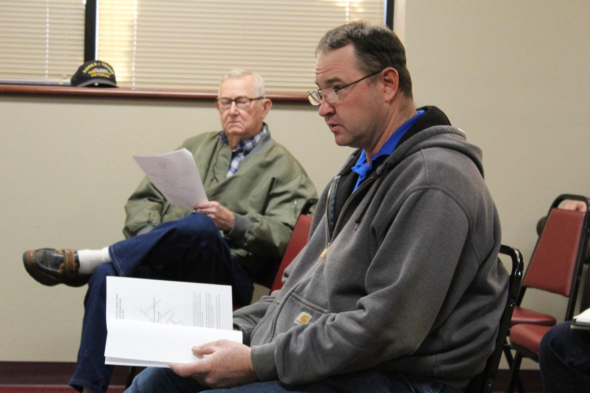 Council hears concerns, discusses Legacy Project
