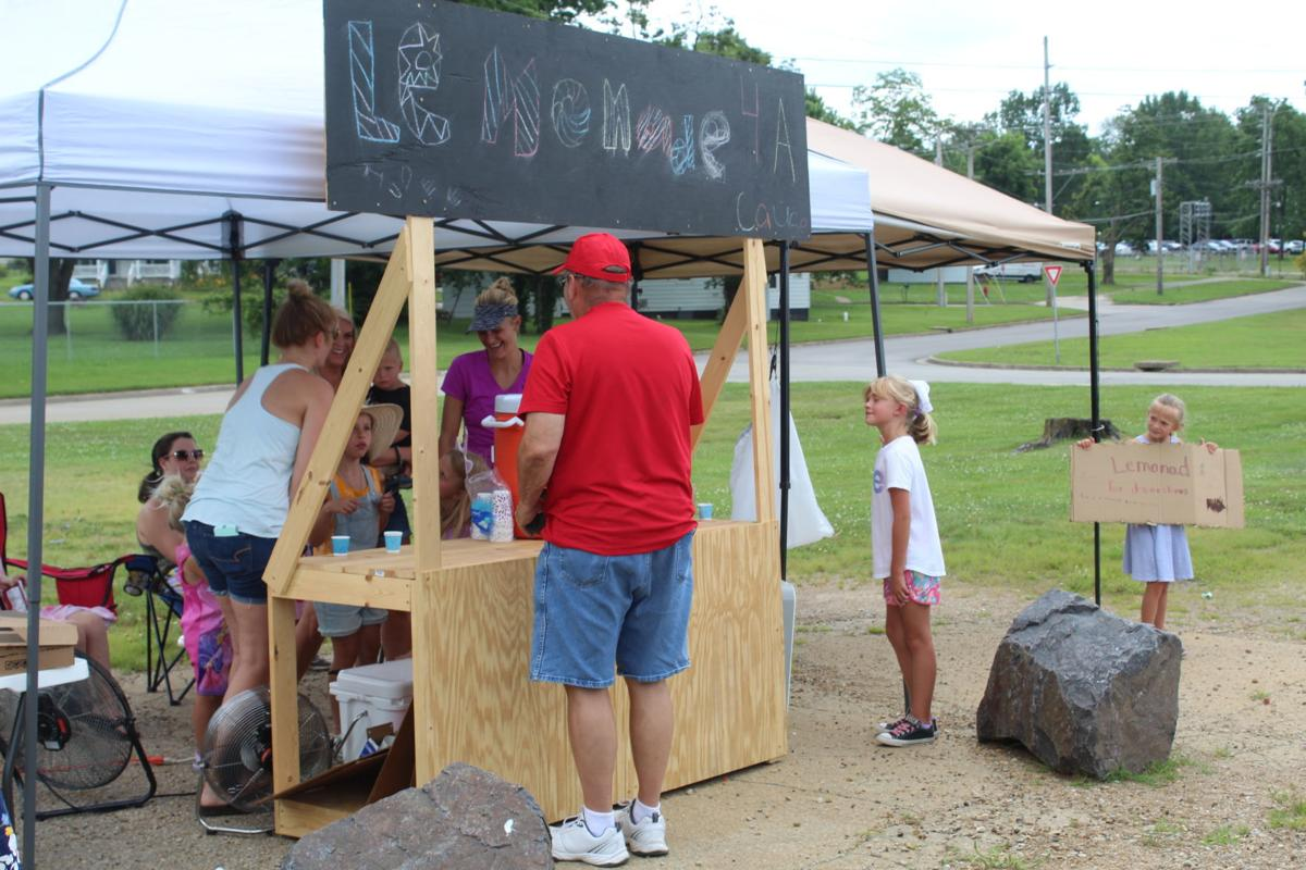Lemonade Stand for a Cause