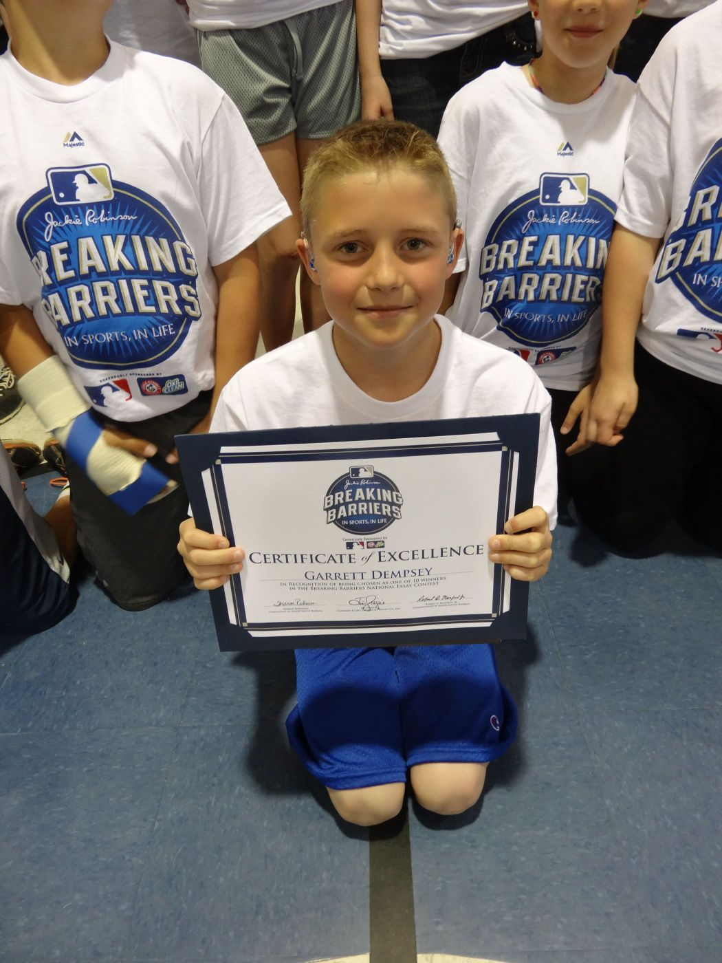 Local fifth grader recognized in national contest | Daily Journal ...