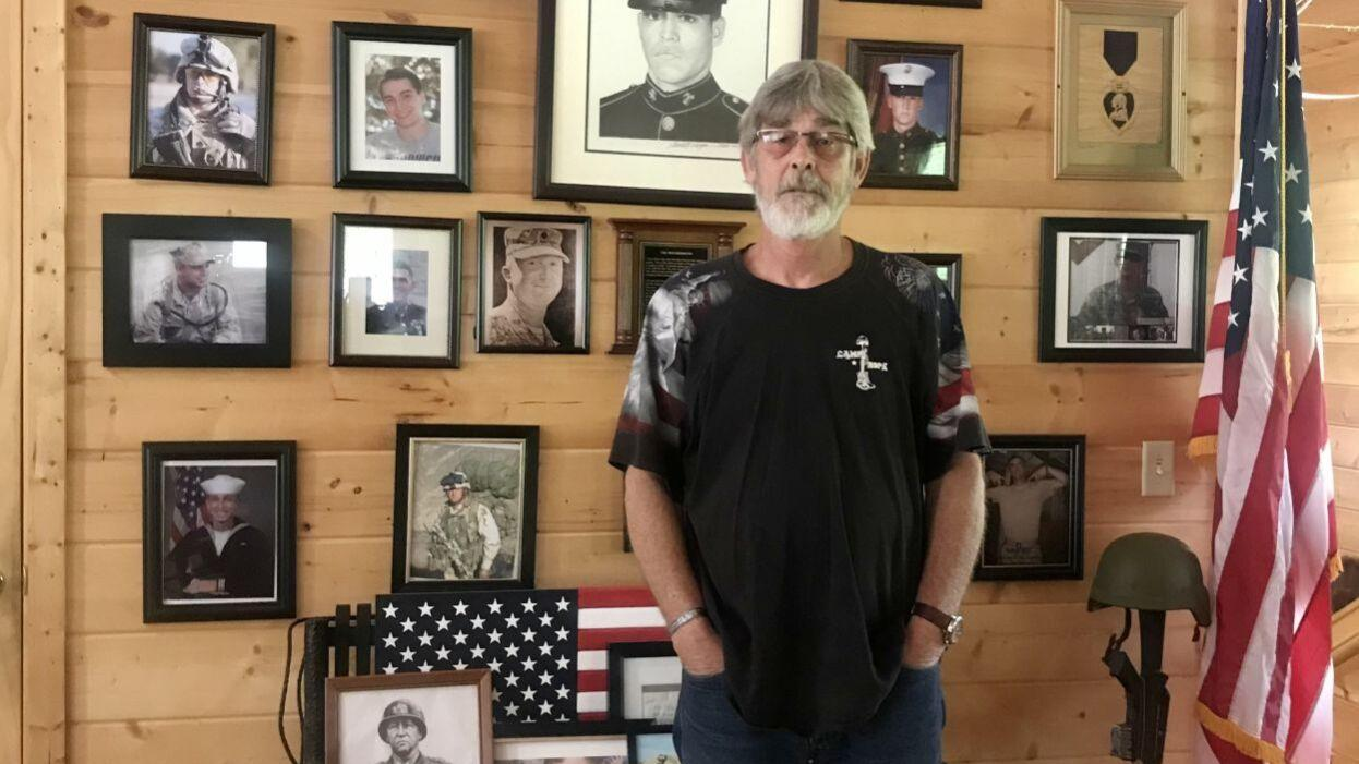 WATCH NOW: White carries on legacy of service to vets